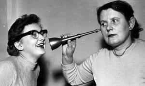 Cornetto acustico