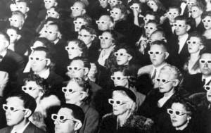 Pubblico anni '50